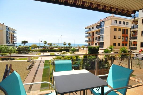 Location vacances Pineda de Mar -  Appartement - 8 personnes - Télévision - Photo N° 1