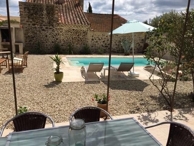 Jolie villa avec piscine au calme sans vis à vis.