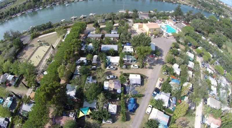 Camping Neptune, 165 emplacements, 50 locatifs