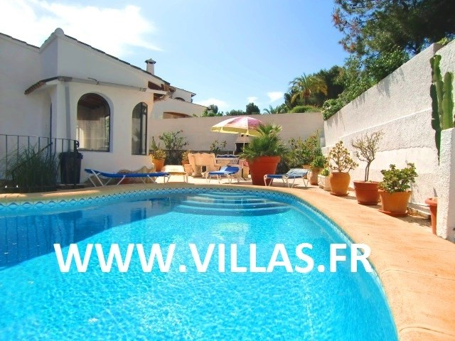 Villa  for 4 people