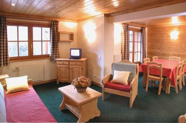 Location vacances Les Deux Alpes -  Appartement - 8 personnes - Lecteur DVD - Photo N° 1