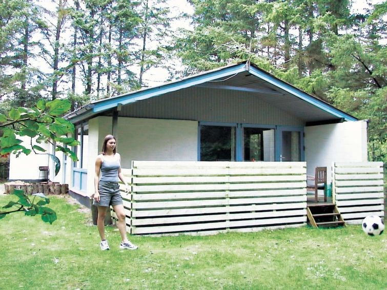 Maison pour 3 personnes à Hadsund