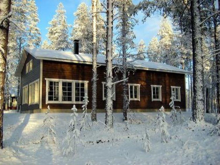 Studio pour 4 personnes à Ylläsjärvi