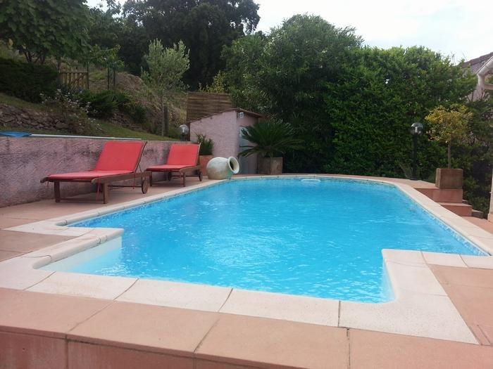 Villa pour 6 pers. avec piscine privée, Biguglia
