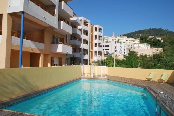 Location vacances Grasse -  Appartement - 4 personnes - Salon de jardin - Photo N° 1