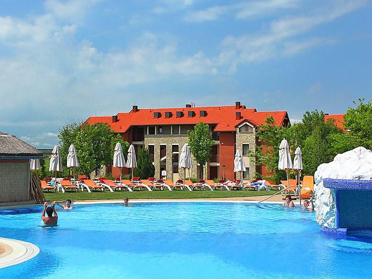Location vacances Budaörs -  Appartement - 2 personnes -  - Photo N° 1