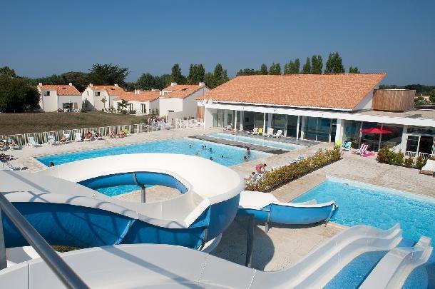 Location vacances Olonne-sur-Mer -  Appartement - 6 personnes - Télévision - Photo N° 1