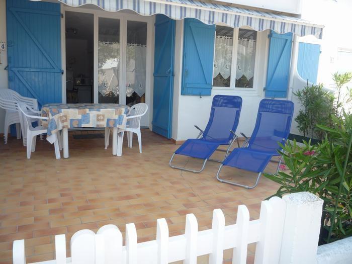Appartement pour 6 pers. avec parking privé, Saint-Hilaire-de-Riez