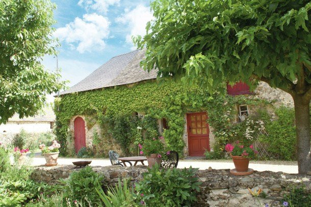 Maison de vacances St Laurent des Mortiers