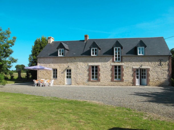 Location vacances Grandcamp-Maisy -  Maison - 8 personnes - Barbecue - Photo N° 1
