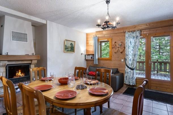 Location vacances Saint-Bon-Tarentaise -  Appartement - 4 personnes - Lave-linge - Photo N° 1