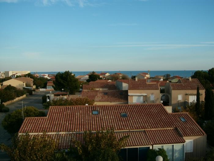 Location vacances Narbonne -  Appartement - 5 personnes - Barbecue - Photo N° 1