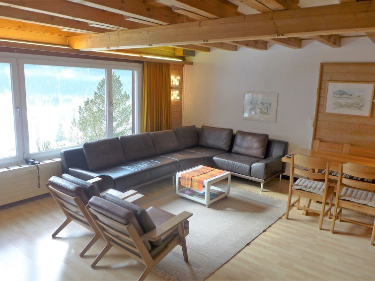 Location vacances Grindelwald -  Appartement - 7 personnes -  - Photo N° 1