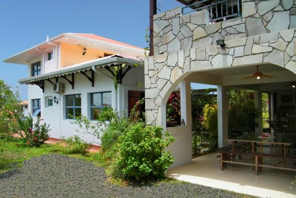 Location vacances Les Anses-d'Arlet -  Maison - 4 personnes - Barbecue - Photo N° 1