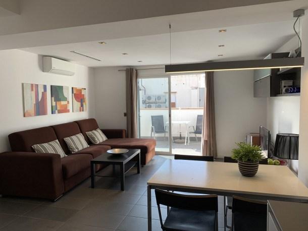 Location vacances Sitges -  Appartement - 3 personnes - Télévision - Photo N° 1