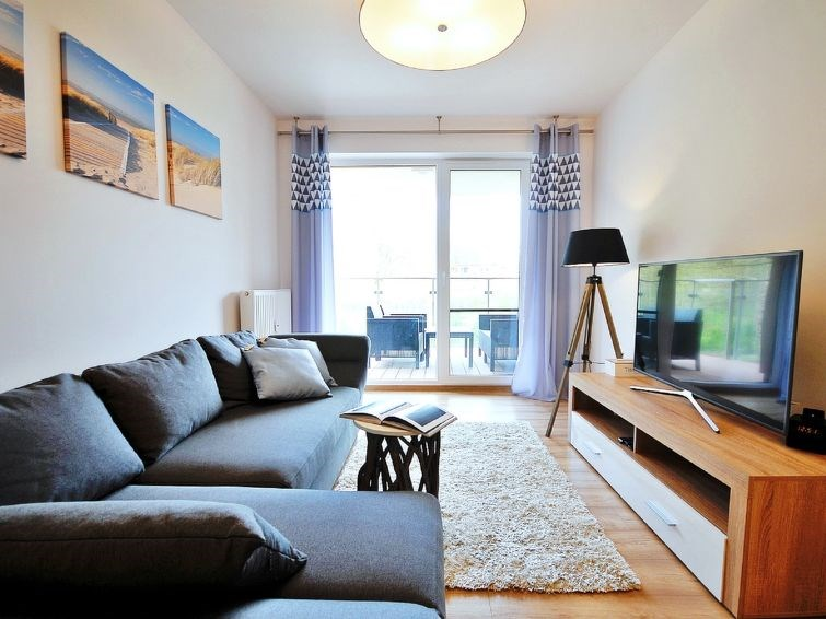 Location vacances Kołobrzeg -  Appartement - 4 personnes -  - Photo N° 1