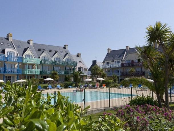 Location vacances Guilvinec -  Appartement - 5 personnes - Table de ping-pong - Photo N° 1