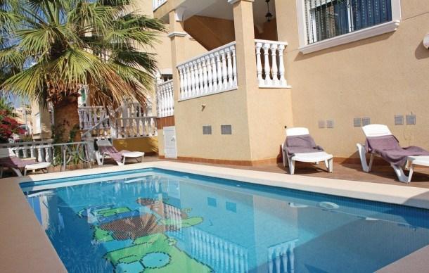 Location  avec piscine privée