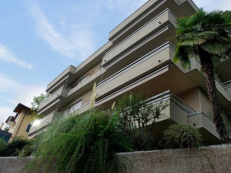 Appartement pour 3 personnes à Ruvigliana