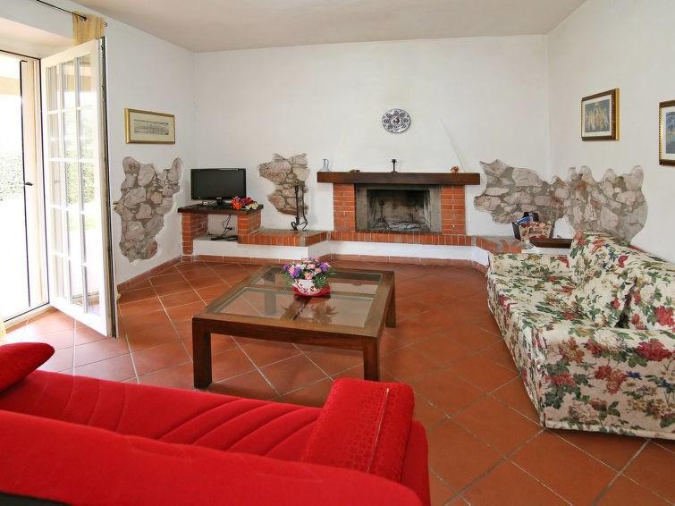 Maison pour 6 à Castiglione della Pescaia