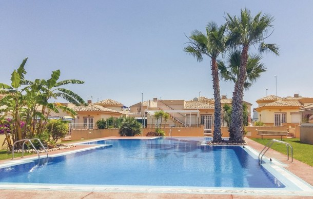 Location vacances Orihuela -  Maison - 4 personnes - Barbecue - Photo N° 1