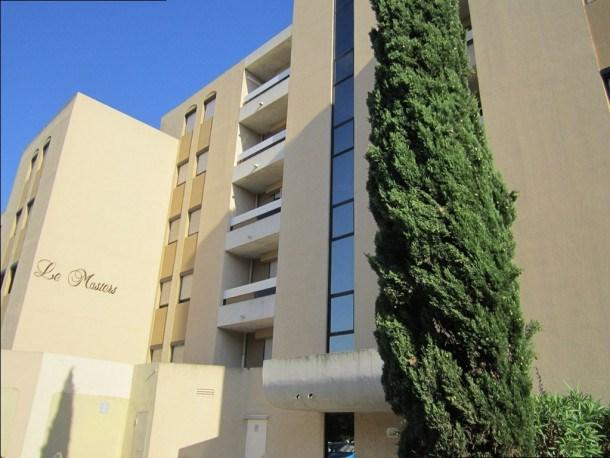 Location vacances Hyères -  Appartement - 4 personnes - Télévision - Photo N° 1