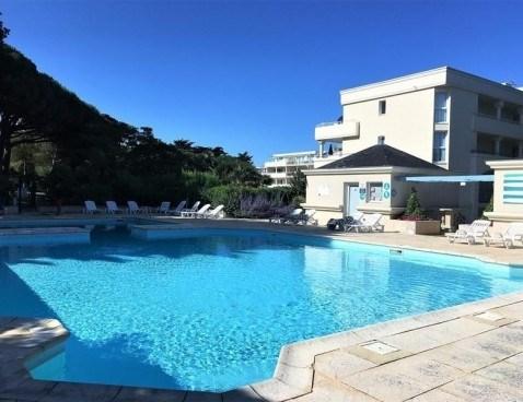 Location vacances La Baule-Escoublac -  Appartement - 4 personnes - Télévision - Photo N° 1