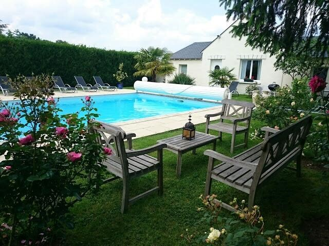Holiday rentals Saint-Branchs - Cottage - 4 persons - BBQ - Photo N° 1
