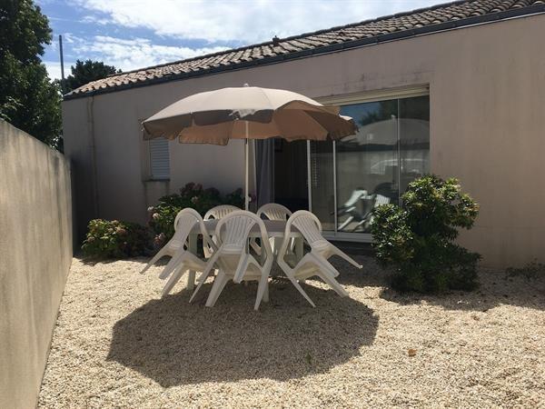 Location vacances Les Sables-d'Olonne -  Maison - 5 personnes - Four - Photo N° 1