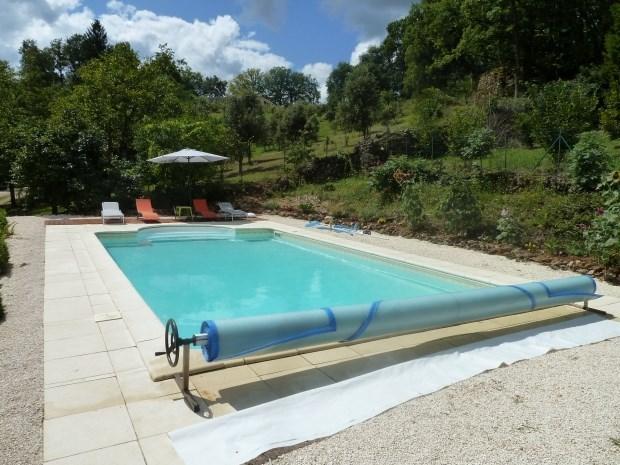 Gite avec piscine en Périgord noir Terrasson - Terrasson Lavilledieu