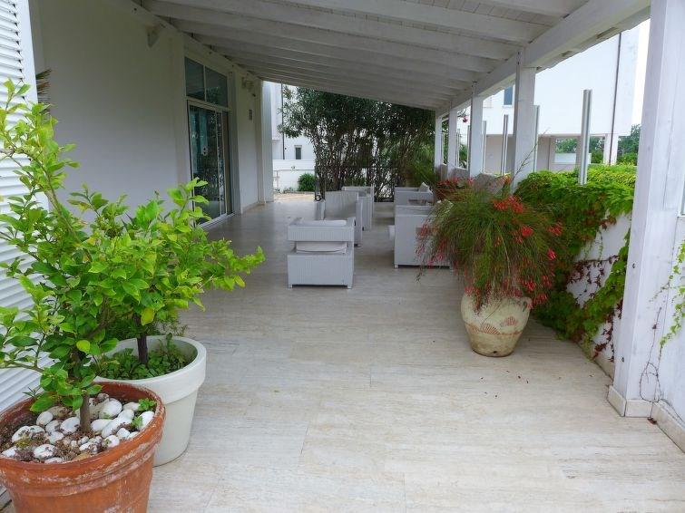 Appartement pour 2 personnes à Vasto