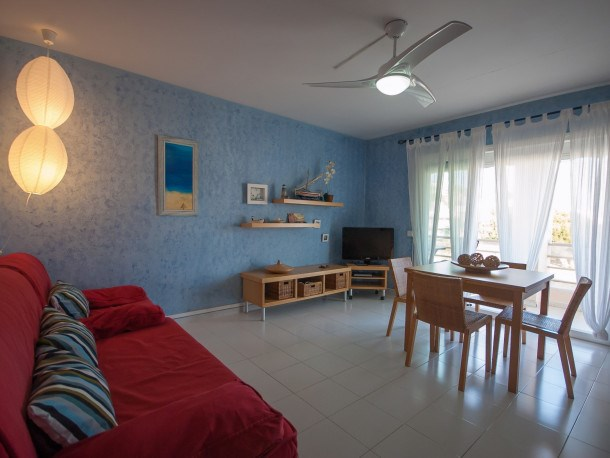Location vacances Tossa de Mar -  Appartement - 5 personnes - Télévision - Photo N° 1