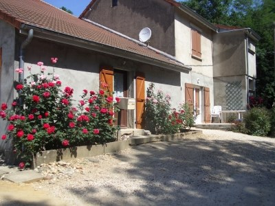 Holiday rentals Pierre-de-Bresse - Cottage - 4 persons - BBQ - Photo N° 1