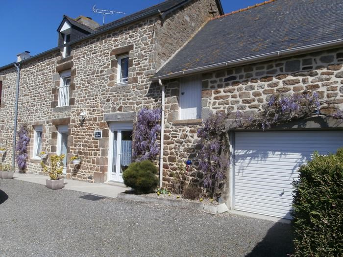 Holiday rentals Roz-sur-Couesnon - House - 6 persons - BBQ - Photo N° 1