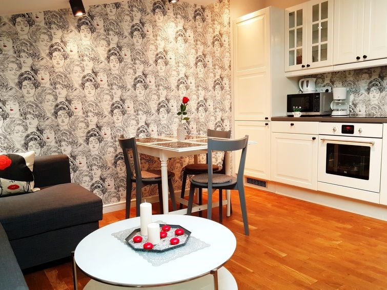 Location vacances Cracovie -  Appartement - 4 personnes -  - Photo N° 1