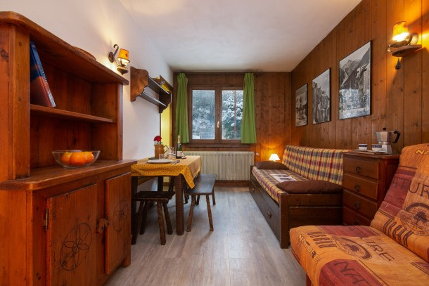Location vacances Chamonix-Mont-Blanc -  Appartement - 3 personnes - Local ski - Photo N° 1