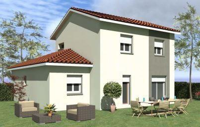 Maison  4 pièces + Terrain 275 m² Chaleins par TRADYBEL RHONE