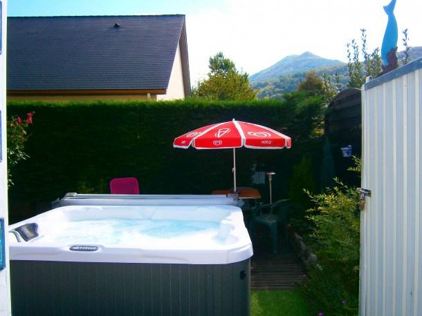 Location vacances Lourdes -  Maison - 3 personnes - Chaise longue - Photo N° 1