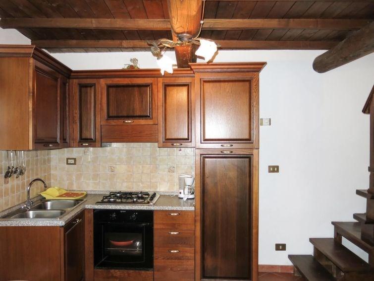 Studio pour 6 personnes à Fabbriche di Vallico