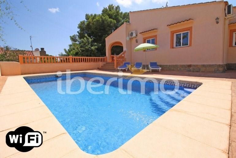 Villa avec piscine à Calpe pour 7 personnes - 3 chambres