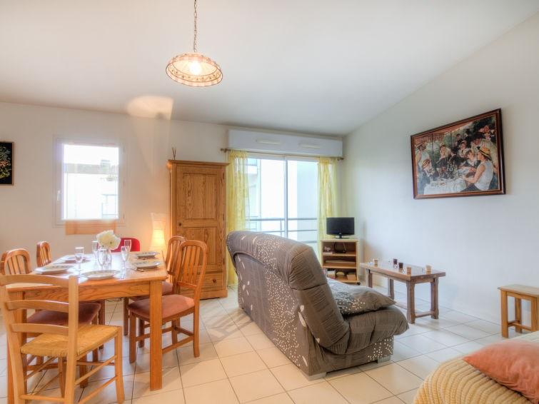 Appartement pour 6 à Vaux Sur Mer