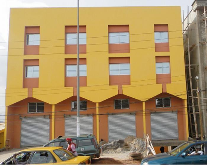 Ferienwohnungen Yaoundé IV - Wohnung - 5 Personen - Kabel / Satellit - Foto Nr. 1