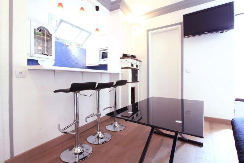 Appartement à Paris, Au Bonheur de Montmartre