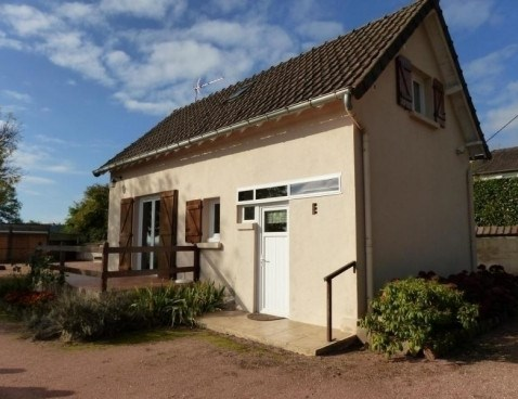Location vacances Avrilly -  Maison - 5 personnes - Barbecue - Photo N° 1