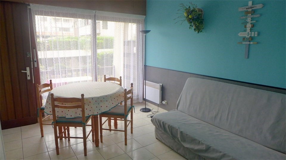 Location vacances Seignosse -  Appartement - 4 personnes - Télévision - Photo N° 1