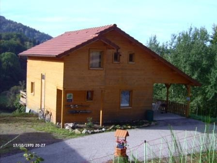 COUNTRY COTTAGE LODGING OF ACCESSIBLE VOSGEAN BERG - Fresse-sur-Moselle