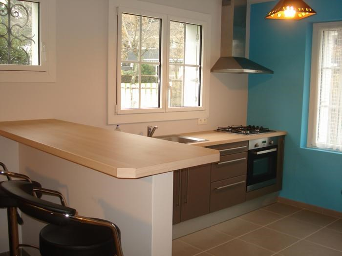 Holiday rentals Carnac - Apartment - 4 persons - BBQ - Photo N° 1