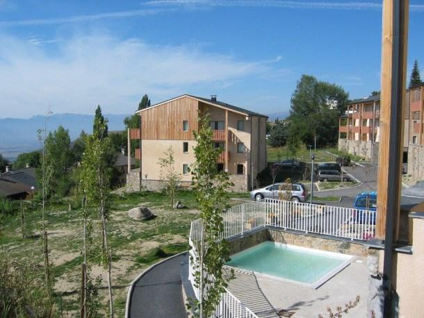Location vacances Font-Romeu-Odeillo-Via -  Appartement - 6 personnes - Télévision - Photo N° 1