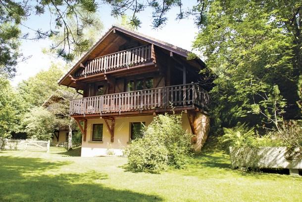 Location vacances La Bresse -  Maison - 7 personnes - Télévision - Photo N° 1