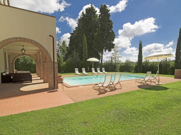Maison pour 6 personnes à San Gimignano